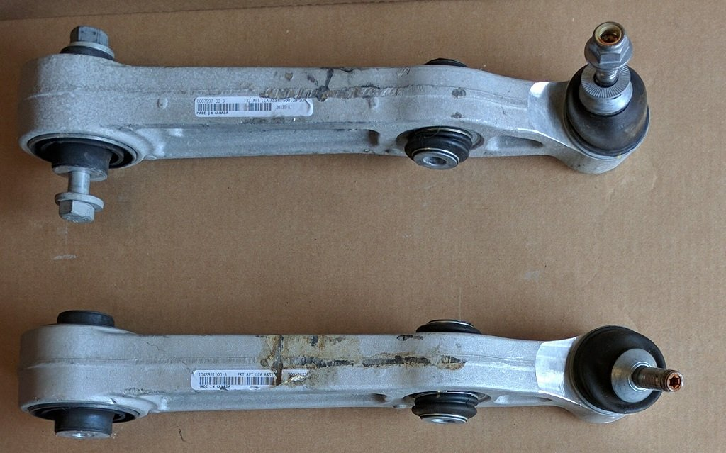 Aft Front Lower Control Arm (FLCA) Assy (LH)
